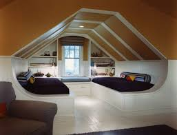 Decorating An Attic Bedroom Interior Design - Attic bedroom ideas