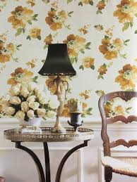 colorful flower print wall paradise imported wallpaper in new