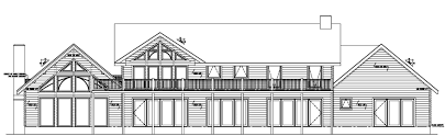 international distribution log home dream in ireland front elevation of custom log home timberhaven log homes log homes log cabin