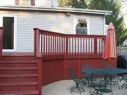 best deck color to hide dirt deck color