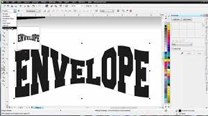 corel draw x4 blend tool coreldraw x6 for beginners the envelope and perspective tools