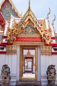 1796 best architecture images on pinterest architecture photograph wat pho the temple of the reclining buddha in bangkok thailand by constantin stanciu on