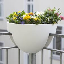 balcony flower pot house pretties mostly diy pinterest