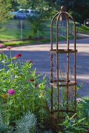 add structure style u0026 color to your garden with a trellis