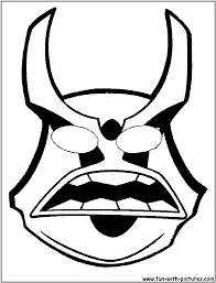 african mask coloring pages coloring mask coloring pages