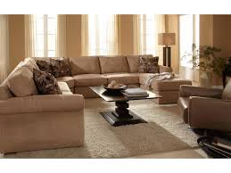 Broyhill Loveseat Prices Veronica Quick Ship Sectional Sofa Group With Wedge U0026 Right Chaise