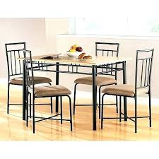 walmart small dining table small kitchen table sets walmart attractive 4 chair dining table set