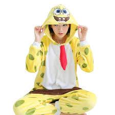 Spongebob Halloween Costume Toddler Cheap Spongebob Characters Costumes Aliexpress