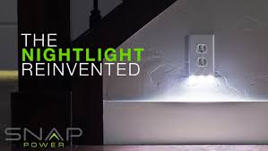 night light outlet cover snappower guidelight the nightlight reinvented youtube