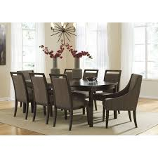 9 piece dining room set lanquist 9 piece dining set furniture near tempe az phoenix