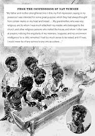 the origin of black friday and slavery using graphic novels in education nat turner comic book legal