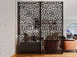 Room Dividers And Privacy Screens - razortooth design llc architectural screens lobby feature