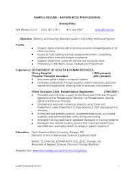 Best Resume Samples Administrative Assistant by Resume Examples Exciting 10 Best Resume Template For Experienced