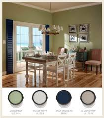 Kitchen And Dining Room Colors 41 Best Seaside Style Inspiration Images On Pinterest Seaside
