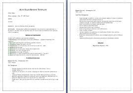 car salesman resume car sales resume exle sales resume exle unforgettable