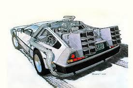 concept to creation original movie car design sketches