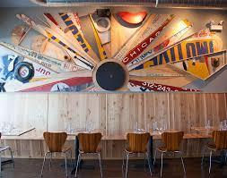 great art urban interiordesign restaurant decor eateries and