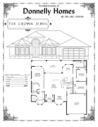 the crown jewel donnelly home builders