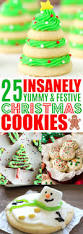 25 days of christmas cookies for your cookie exchange