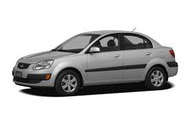 2009 kia rio new car test drive