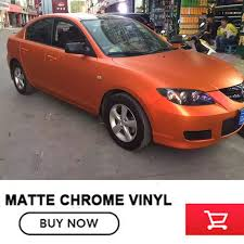 audi orange color shop orange color changing matte chrome vinyl car