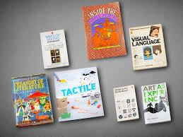 it s that the guardian design team reveals its favourite books