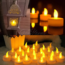 Led Lights For Home Decoration 12pcs Lot Led Candle Light Flameless Candle Lights For Wedding