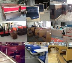 Modern Restaurant Furniture by Modern Fast Food Restaurant Booth Banquette Seating Buy