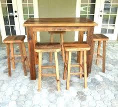 communal table for sale bar height table bar height table and stools bar height table