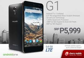 android g1 cherry mobile android one g1 price in the philippines and specs