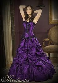 purple wedding dress purple and black wedding dresses watchfreak women fashions