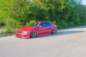 lexus is300 performance parts for sale body kit stage 1 f 30mm r 30mm for lexus is300