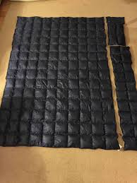 Costco Floor Tiles How To Make A Diy Underquilt And Topquilt In 6 Steps Serac Hammocks