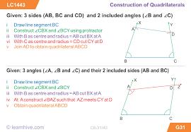 learnhive icse grade 8 mathematics construction lessons