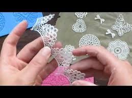 Lace Cake Decorating Techniques Best 25 Fondant Lace Ideas On Pinterest Gum Paste Fondant