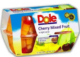 dole fruit snacks dole fruit bowls healthy snack