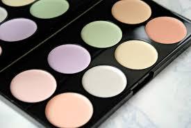 makeup revolution ultra base corrector palette lemonaid lies