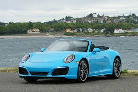 Porsche 911 Convertible - 2017 porsche 911 carrera 4s cabriolet for sale silver arrow cars ltd