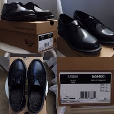 dr martens womens boots size 9 dr martens brook 2 eye oxford black monochrome boutique moto