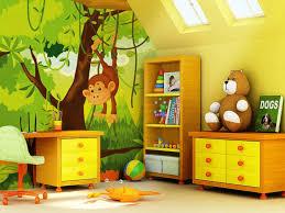 Decals For Kids Rooms Monkey Wall Decals That Cheer Your Kids U2014 Jen U0026 Joes Design