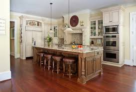 kitchen counter islands birch wood chestnut madison door height of kitchen island