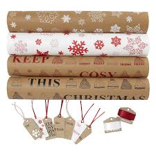 recycled christmas wrapping paper recycled christmas snowflake gift wrap christmas gifts wraps and