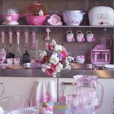 cute kitty kitchen design