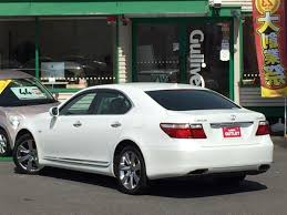 lexus ls 460 second hand 2007 lexus ls 460 i package used car for sale at gulliver new