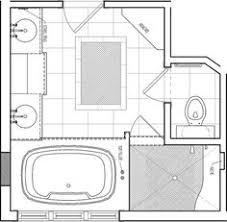 master bathroom floor plans realize that ours has the hallway on