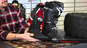 tech 10 motocross boots 2014 alpinestars tech 10 motocross boot review by mxmegastore com