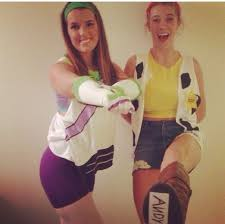 Woody Halloween Costumes Halloween Costume Woody Buzz Lightyear College Craft Ideas