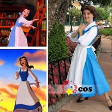 Halloween Princess Costumes Adults Halloween Princess Costumes Women Princess Village Belle