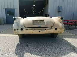 corvette project cars 1954 chevrolet corvette project car