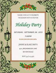 what to write on a christmas party invitation 26 free printable party invitation templates in word